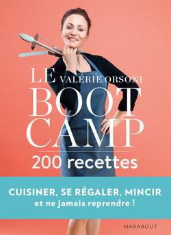 Le Bootcamp, 200 recettes :: Marabout