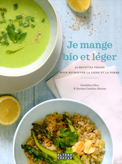 Je Mange bio et léger- Editions Alternatives