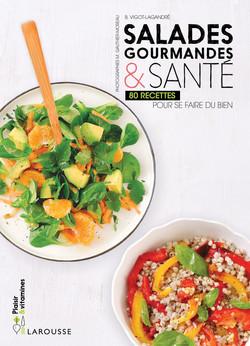 Salades gourmandes et santé :: Larousse