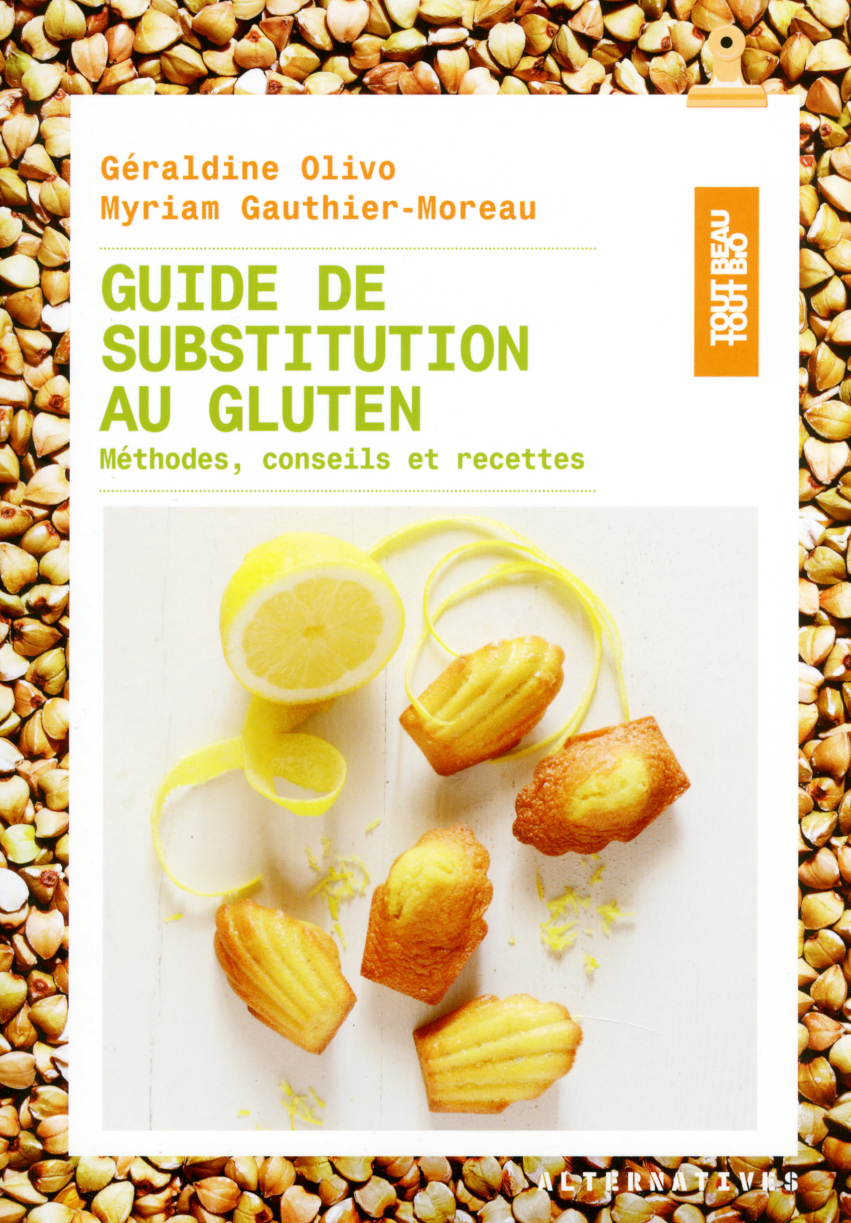 Guide substitution au gluten :: Alternatives