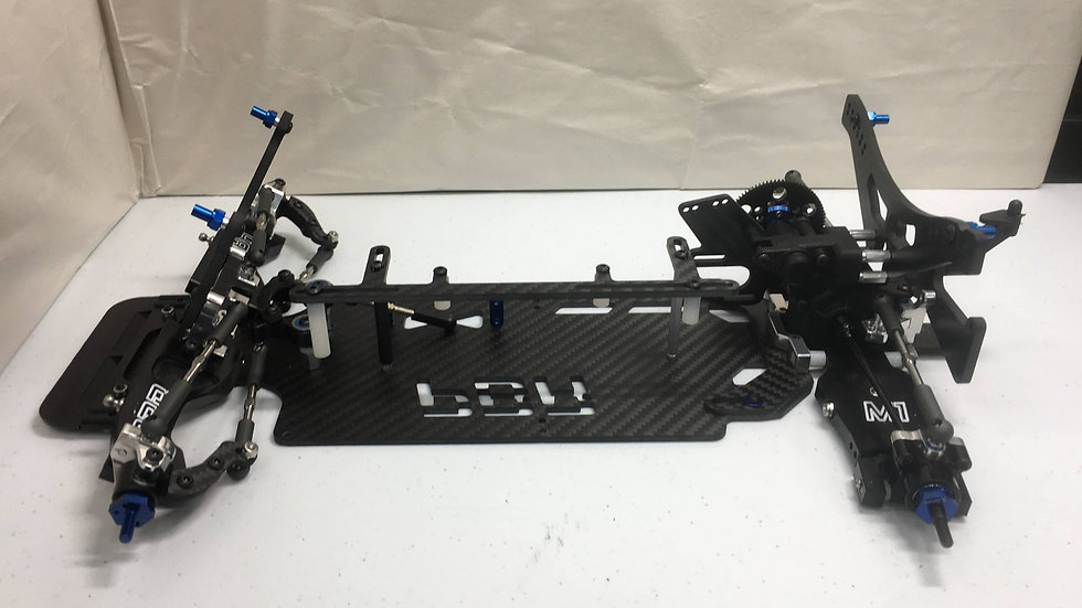 Mach 1 Sprint Car Kit (High Bite)(Dealer)