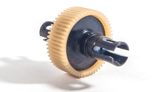 Ball Differential Kit Built