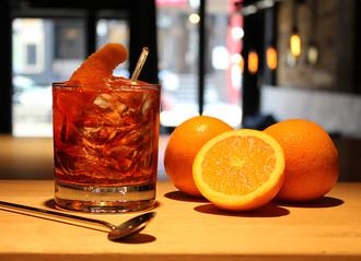 Classic Cocktails ~ Negroni