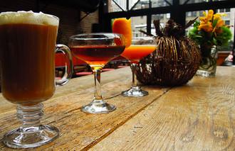 Mmmmm.....Pumpkin Drinks