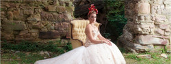Formal Bride in Rustic Setting, Hunger Games Styled Shoot with Mollie Tobias Photography, Event Plan