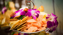Designing a Wine Tasting Party ~ the FOOD