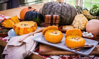 Mmmmm.....Pumpkin Soup