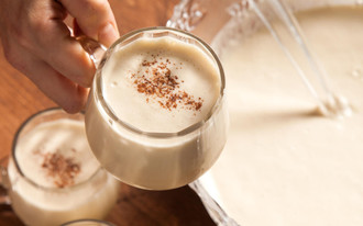Ultimate Eggnog Punch