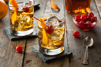 National Bourbon Month ~ Old-Fashioned