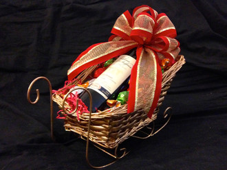 Wine Baskets for Last Minute Shopping