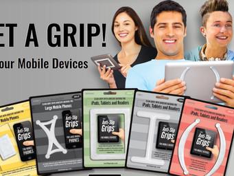 Joslin Grips: Anti slip and under $10