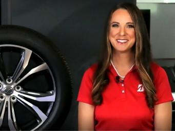 WirelessWednesday Exclusive: Cara Adams, Director of Race Tire Engineering for Bridgestone
