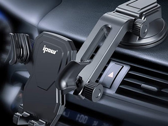 Under $20, the IPOW Car Mount solves all your dashboard problems