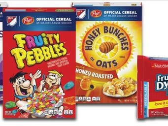 Post Cereals scores a goal with MLS partnership