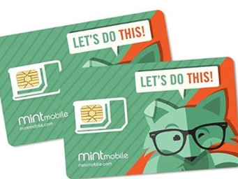 Mint Mobile on Amazon Prime Day