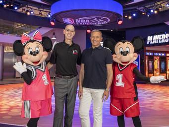 Interactive NBA Experience opens in Orlando