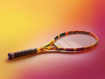 Spring Swing: Rafa's new racquet