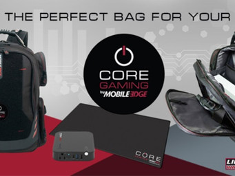 Gamers make an investment in Mobile Edge bags