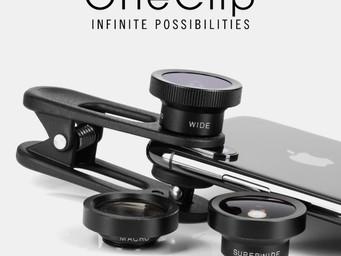 Loving the Hitcase multi-device mobile lens clip