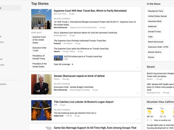 Google News gets a new look
