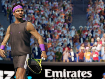 AO Tennis 2: Most realistic tennis video game