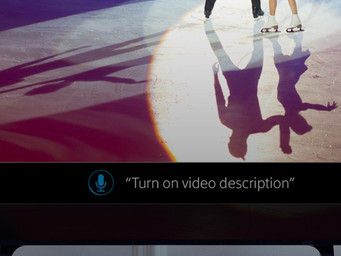 NBC and Comcast announce that addition of live Winter Games video description feature