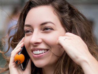 Windblocker cuts down on smartphone noise interference