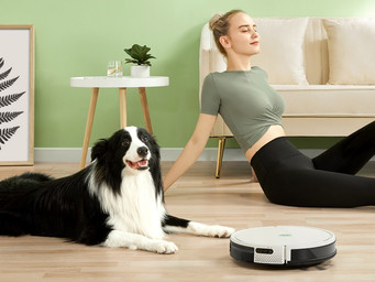 Finally, a vacuum your pet will love