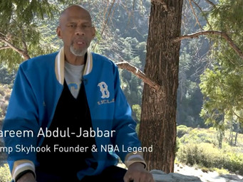 Kareem Abdul-Jabbar's Camp Skyhook to develop Next-Gen Innovators through STEM education