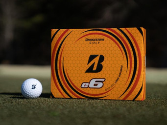 Bridgestone Golf touts improvements to e6 ball
