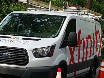 A look at the Xfinity Comcast 'Home of the Future'