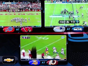 Sling TV to Carry NFL Network and NFL Redzone