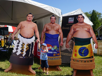 Sumo Wrestling comes to America on NHK World TV
