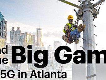 Sprint getting ready for February's Big Game in Atlanta