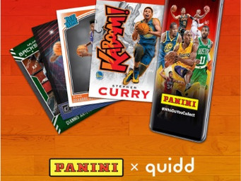 NBA announces digital trading cards