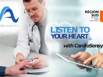 Prevent Cardiovascular events with CardioSensys