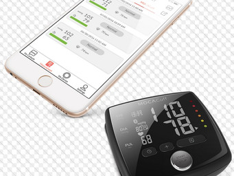 MOCAcuff is affordable health monitoring at home