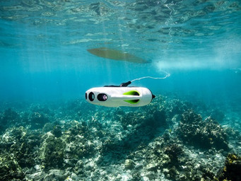 Youcan Robot makes waves with new underwater drone