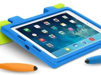 Kensington's SafeGrip Rugged iPad case