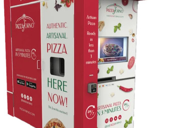 Automated pizza oven coming to US