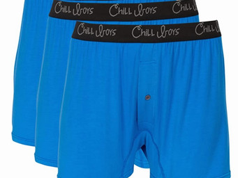 Chill Boys: Keeping cool for Father's Day