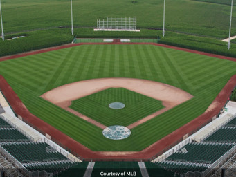 Field of Dreams ready for Major League action