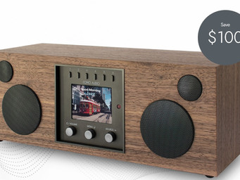 The gift of sound with Como Audio