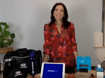 Wireless Wednesday Exclusive: Amy Goodman and fall travel tech