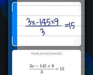 SnapCalc app does the math for you
