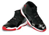 Upper Deck releases new Michael Jordan autographed shoes