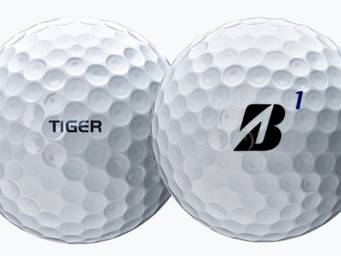 You can play Tiger's Bridgestone Ball