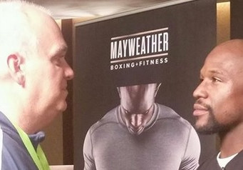 CES: Floyd Mayweather dubuts new VR boxing platform