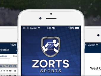 Zort Sports app will let you know when youth sports are back