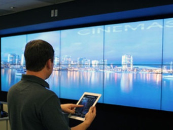 Video wall sales holding their own with worldwide growth